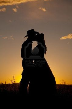 Every girl should kiss a cowboy at least once in her life