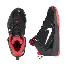 who wants to shoot some hoops? -- nike basketball shoe