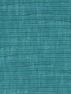 Orange Pleated Upholstery Fabric Textured by PopDecorFabrics
