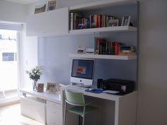 Mueble escritorio : Sociedad Central de Arquitectos