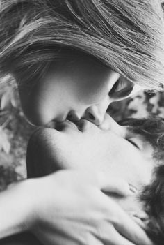 Image shared by Find images and videos about love, boy and black and white on We Heart It - the app to get lost in what you love. Love Kiss Romantic, Romantic Couple Kissing, Cute Couples Kissing, Cute Couples Goals, Romantic Couples, The Kiss, Kiss Me, Images Of Kiss, Love You Images