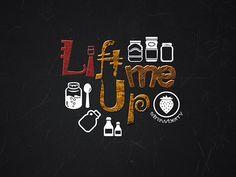 Lift Me Up - Logo