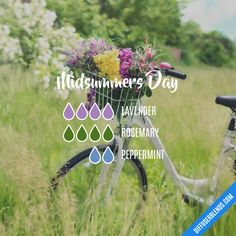 Midsummers Day - Essential Oil Diffuser Blend