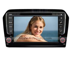 Newest android car DVD player for Volkswagen Jetta, 2 Din car multimedia head unit with 8 Inch multi-touch screen, built in Wifi, support USB 3G Internet access, support virtual N disc, GPS navigator support real-time traffic information and navigation, Radio with RDS, Bluetooth, iPod, AUX, analog TV, USB, SD, iPod, Support 1080 HD video, support live wallpapers and personalized wallpaper, CAN Bus function optional