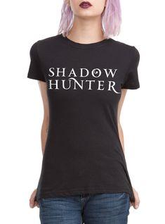 The Mortal Instruments: City Of Bones Shadow Hunter Girls T-Shirt   Hot Topic