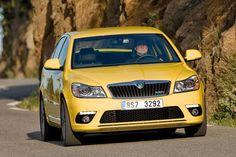 Skoda Octavia RS Taylor Thompson, Auto Volkswagen, Yellow Car, Automobile, Cars, Motorbikes, Car, Vehicles, Autos