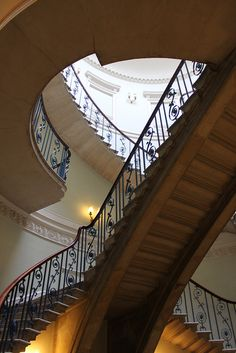 The Nelson Stair: Somerset House