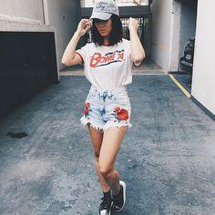 Adoro foto espontânea  Look do dia com esse shorts lindo da @theblendshop_ ✨ #look #lookdodia #lookoftheday #ootd #outfit