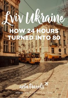 From complete disaster to enjoying this unique town that sucked me in enough to stay there for longer than planned. Here is my experience with Lviv Ukraine.