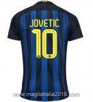 Home maglia JOVETIC Inter Milan 2016/2017 €18.50