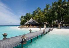 Paradiesischer Luxusurlaub auf der schönsten Insel der Malediven  – inkl. Flügen, Halbpension