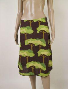 Marimekko A-Line Skirt Vintage
