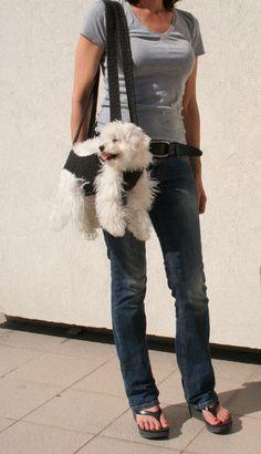 Animal de compagnie transporteur / Crochet chien transporteur