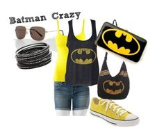 Batman themed outfit <3