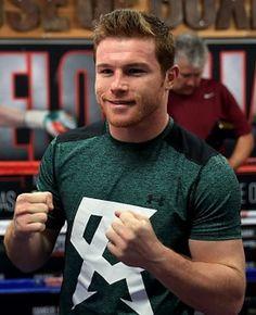 "Professional Boxer, Santos Saúl ""Canelo"" Álvarez Barragán https://twitter.com/Canelo"