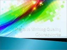 If you are looking to get the best coursework writing services then Fast Quality Essays provides coursework writing help. Visit http://www.fastqualityessays.com/coursework/