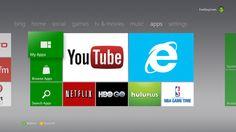 Holocrn: Ya está disponible el nuevo Dashboard del Xbox 360