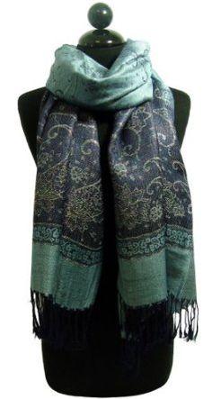 Pashmina scarves at MOss Boutique