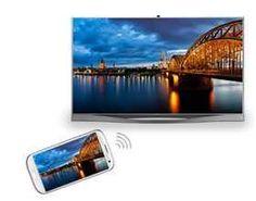 Na przykładzie zgranego duetu smartfona i telewizora firmy Samsung prezentujemy jak bezprzewodowo wyświetlić multimedia.
