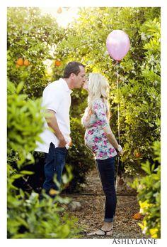 gender reveal photo shoot maternity session