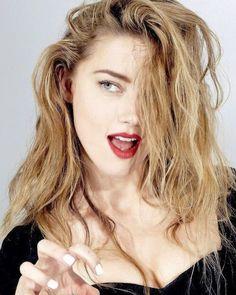Amber Heard__+____________________U want trouble?____+____I don't think ur r… Best Picture For Beautiful Celebrities hair For Your Taste You are looking Beautiful Celebrities, Beautiful Actresses, Beautiful Women, Beautiful Gorgeous, Atriz Margot Robbie, Amber Heard Hot, Amber Heard Bikini, Amber Head, Fall Hair Colors