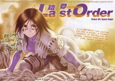 Battle Angel Alita Last Order 101 - Page 3