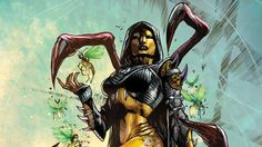Exclusive Preview: Mortal Kombat X Chapter # 13