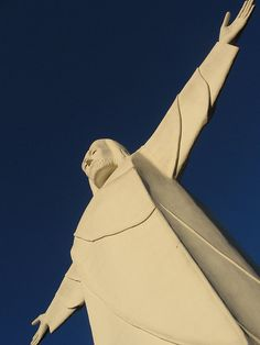 Christ of the Ozarks in Eureka Spring, Arkansas - One of my favorite travel destinations.