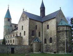 Stiftskirche Gernrode von Osten - Gernrode (Quedlinburg) – Wikipedia