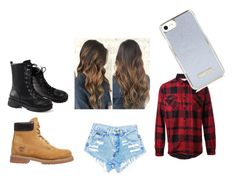 """""""Things you should try with your boyfriend"""" by shaelen-nicole-stidham on Polyvore featuring beauty, Timberland and Sacai"""
