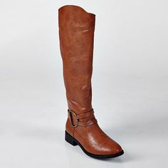 Journee Collection Charming Tall Boots - Juniors