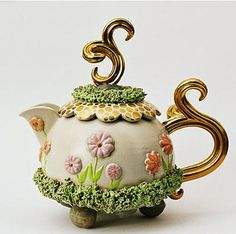 I collect teapots so yes, you can send this one to me. Thx!