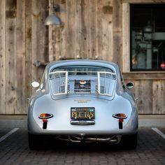 "eanousa: ""From behind. Porsche 356. "" fresh*"