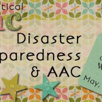 Video of the Week: Disaster Preparedness and AAC Pinned by  SOS Inc. Resources  http://pinterest.com/sostherapy.