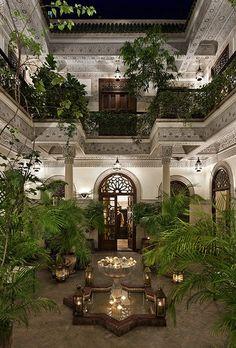 Villa des Orangers, Boutique Hotel and Gourmet restaurant in town Marrakech – Relais & Châteaux