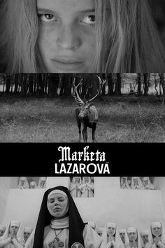 Marketa Lazarová Regie: Frantisek Vlácil Mit: Magda Vásáryová Demnächst im Kino und auf DVD & Blu-ray! Dvd Blu Ray, Cinema, Movies, Movie Posters, Posters, Pictures, Films, Film Poster, Movie