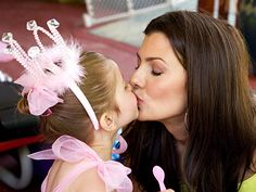 Actress Ali Landry & daughter Estela ~ nothing compares to a mother/daughter love~  so sweet