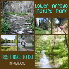 Pasadena S Lower Arroyo Nature Park