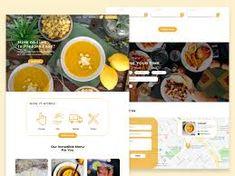 restaurant web ui design - Google Penelusuran Restaurant Web, Web Ui Design, Google, Inspiration, Biblical Inspiration, Inhalation