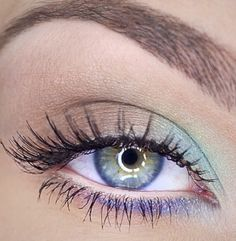 soft spring makeup -