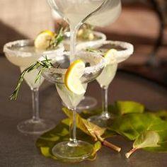 Rosemary Lemon Margarita Allrecipes.com