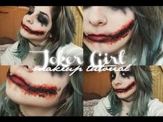 HALLOWEEN Joker Girl/Suicide Squad Makeup Tutorial | Sofia Spina - https://www.avon.com/?repid=16581277 Avon Eyebrow Solutions  SUBSCRIBE FOR MORE VIDEOS LIKE AND COMMENT! CIAAO, grazie per aver guardato il video! se vi è piaciuto, lasciate un bel like e commentate! ● instagram: @its.delirium ● facebook: facebook.com/xitsofia ● email: sofy-18@live.it ❤❤❤❤❤❤❤                                                     Beauty, makeup, halloween, tutorial, diy, joke
