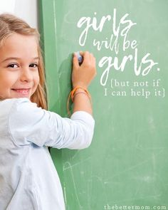 Have your girls ever struggled with a freeze out from friends, gossip, an obsession with looks or moods and attitudes that take you by surprise? These issues and a host of others are a part of parenting our daughters- but it's our job to lead them through the minefield well. This is your map! NEW POST on the site from @beckykopitzke **link in profile** #daughters #moms #motherhood #thebettermom
