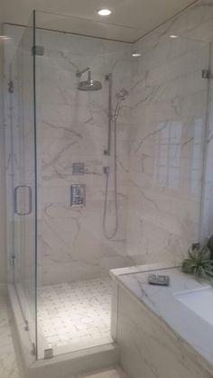 Elegant Shower. #angelaburnett Realtor # bay area real estate