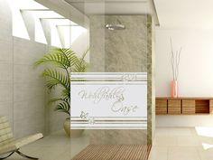 glastür badezimmer blickdicht am bild und ddadcdbaacee wellness
