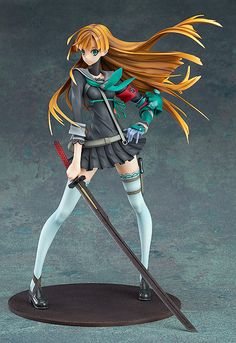 Samurai (Katanako)- Another Color Version Figure by Max Factory 1