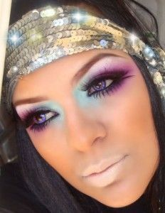 70's disco makeup and hair - Google Search                                                                                                                                                                                 More
