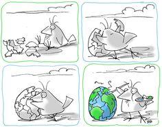Speechless Comic Strip, April 22, 2015 on GoComics.com