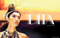 Dita // Tantalum Mag // Issue 2    See more here: http://tantalummag.com/collections/iss0002/dita.html    Photography: Billy Winters  Hair & Makeup: Cassie Chapman  Models: Nantida // Look & Richie Kul // Next LA