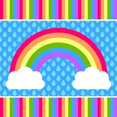 Rainbow Pictures to Print. 10 Rainbow Pictures to Print. Don T Eat the Paste Rainbow Printable Box Rainbow Parties, Rainbow Theme, Rainbow Birthday, Rainbow Colors, Fourth Birthday, Rainbow Paper, Rainbow Art, Rainbow Room, Free Coloring Pages